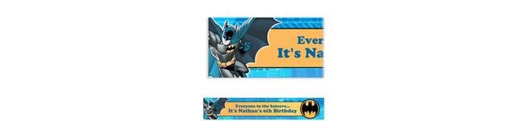 Batman Core Custom Banner