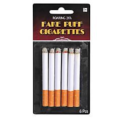 Fake Cigarettes 6ct