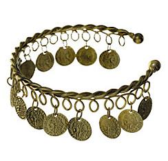 Spartan Queen Coin Bracelet