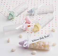 Multicolor Bottle Baby Shower Favor Kit 24ct