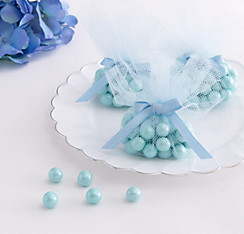 Blue Tulle Circles 24ct