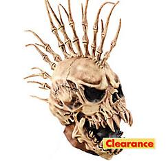 Latex Fin Skull Mask