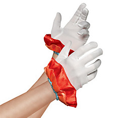 Girl Clown Gloves