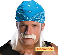 Wrestling Star Wig
