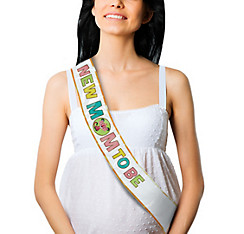 Fisher Price Baby Shower Sash