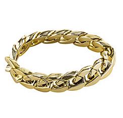 Hip Hop Big Links Gold Bracelet