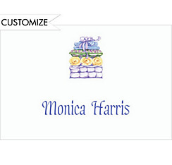 Pillows & Towels Custom Thank You Note