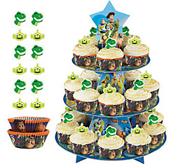 Toy Story 3 Cupcake Kit