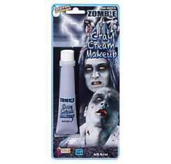 Zombie Gray Cream Makeup 1oz