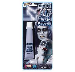 Zombie Gray Cream Makeup 1oz