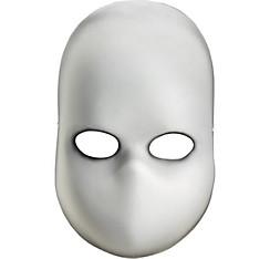 Blank Baby Mask