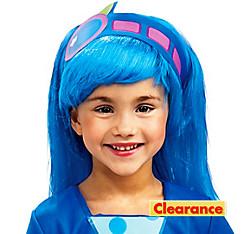 Child Blueberry Muffin Wig