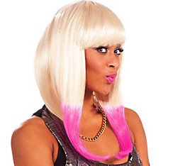 Nikki Rap Star Wig