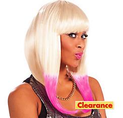 Nikki Rap Star Wig