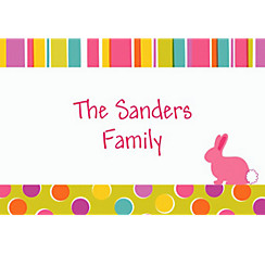 Easter Expressions Custom Thank You Note
