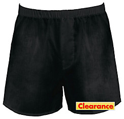 Black Boxer Shorts