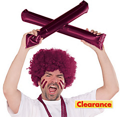 Burgundy Rally Stix
