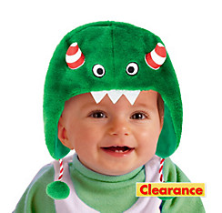 Baby Christmas Monster Hat