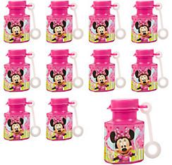 Minnie Mouse Mini Bubbles 8ct
