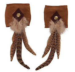 Owl Feather Armbands