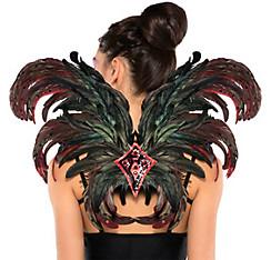 Fire Bird Feather Wings