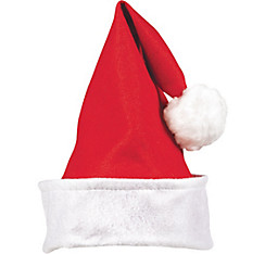 Child Red Santa Hat
