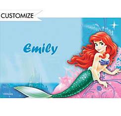 Ariel 2 Custom Thank You Note