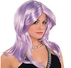 Lavender Wig