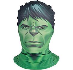 Hulk Partysuit Mask