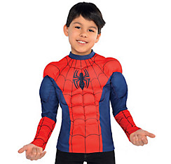 Child Spider-Man Muscle Shirt