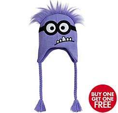 Evil Minion Laplander Hat - Despicable Me