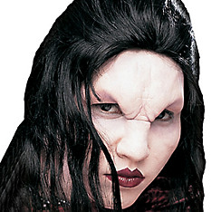 Vampiress Foam Prosthetic