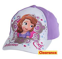 Child Purple Sofia the First Baseball Hat