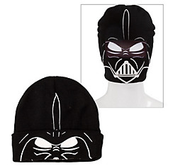 Darth Vader Roll-Down Mask Beanie - Star Wars