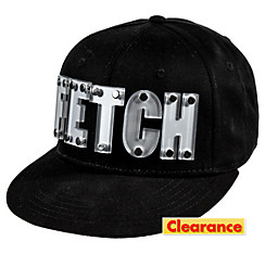 Block Letter Fetch Baseball Hat