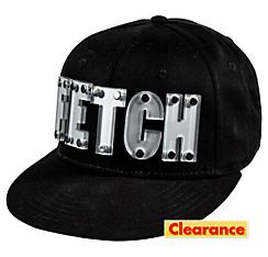 Block Letter Fetch Baseball Hat