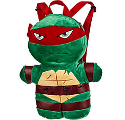 Raphael Plush Backpack - Teenage Mutant Ninja Turtles