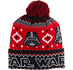 Holiday Star Wars Darth Vader Beanie