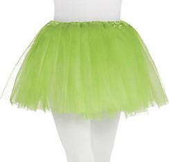 Child Neon Green Tutu