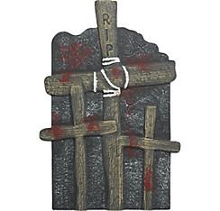 Bloody Crosses Tombstone