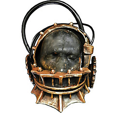 Reverse Bear Trap Mask - Saw
