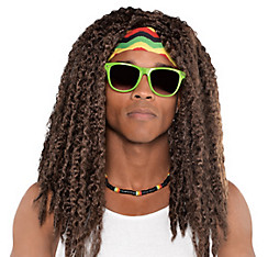 Cool Vibrations Rasta Wig