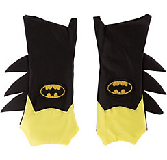 Child Batgirl Arm Warmers - Batman