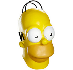 Homer Simpson Mask - The Simpsons