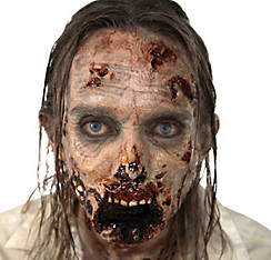 Zombie Missing Jaw Prosthetic
