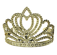 Child Gold Princess Tiara