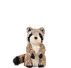 Straw Raccoon