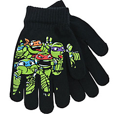 Child Teenage Mutant Ninja Turtles Gloves