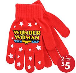 Child Wonder Woman Gloves