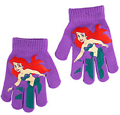 Child Ariel Gloves - The Little Mermaid